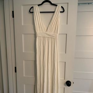 Lovers and Friends White Maxi.
